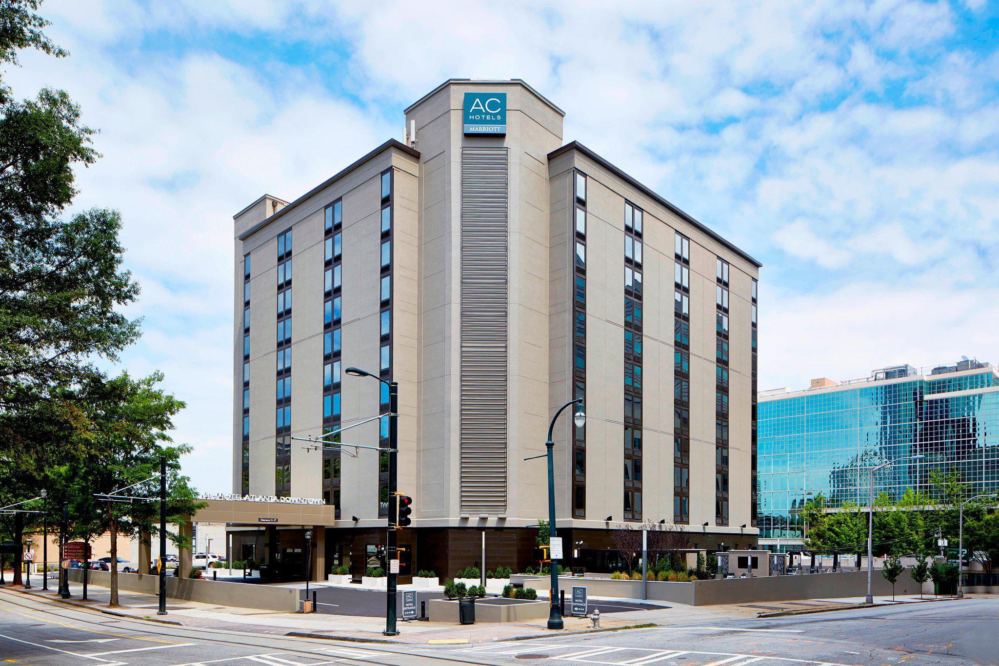 AC Hotel by Marriott Atlanta Downtown