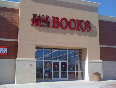 Half Price Books US Hwy N Mansfield TX Half Price Books - 1551 us hwy 287 n mansfield tx 76063 map