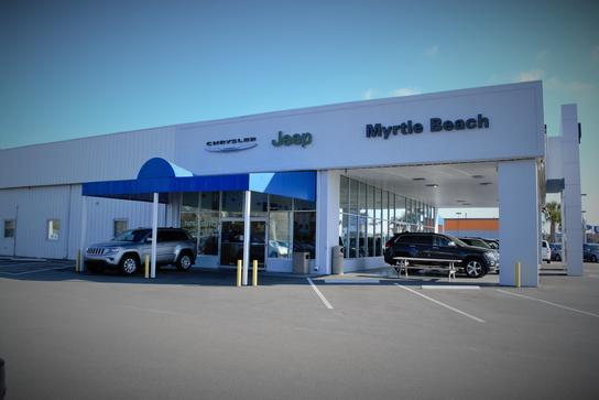Myrtle Beach Chrysler Jeep image 7