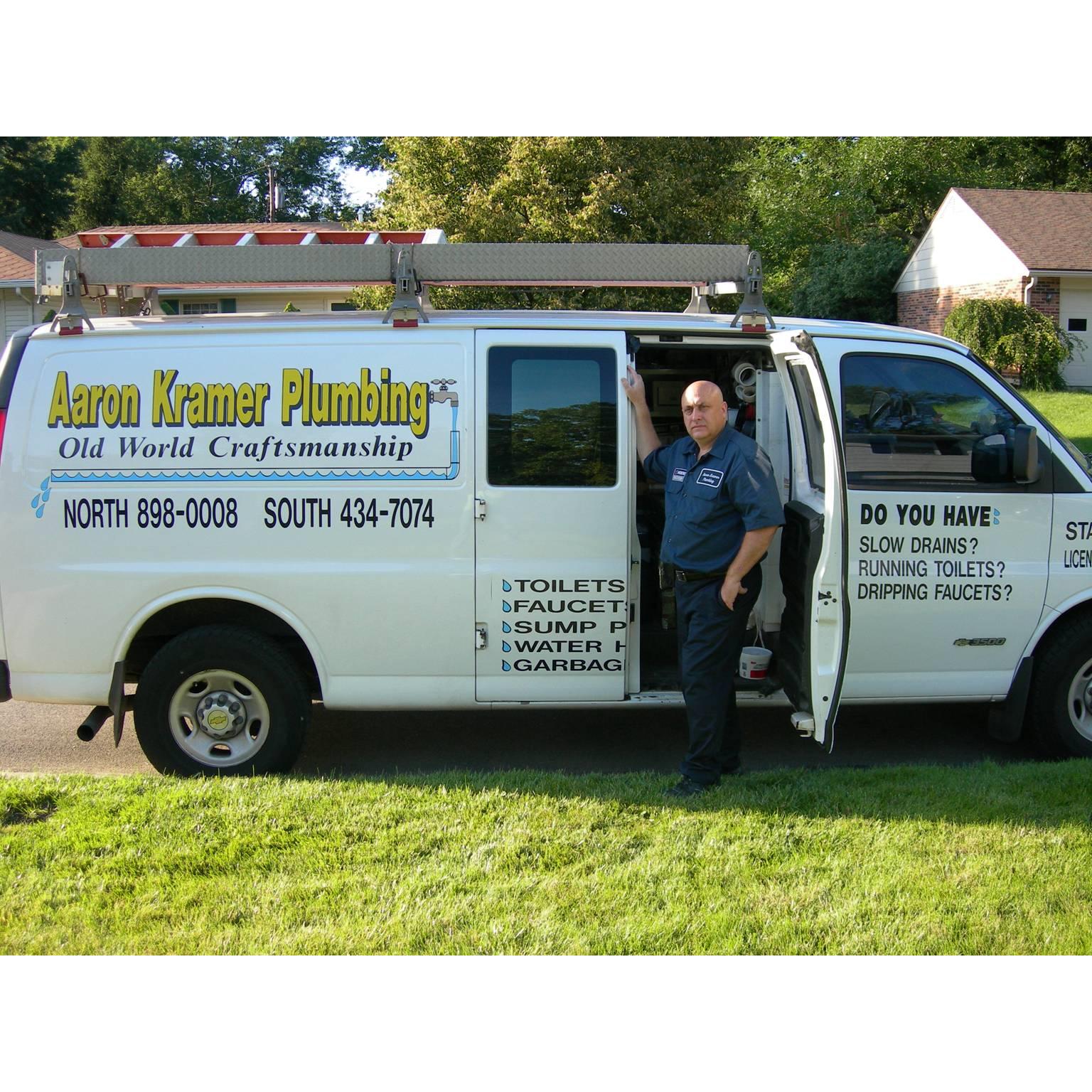 image of the Aaron Kramer Plumbing