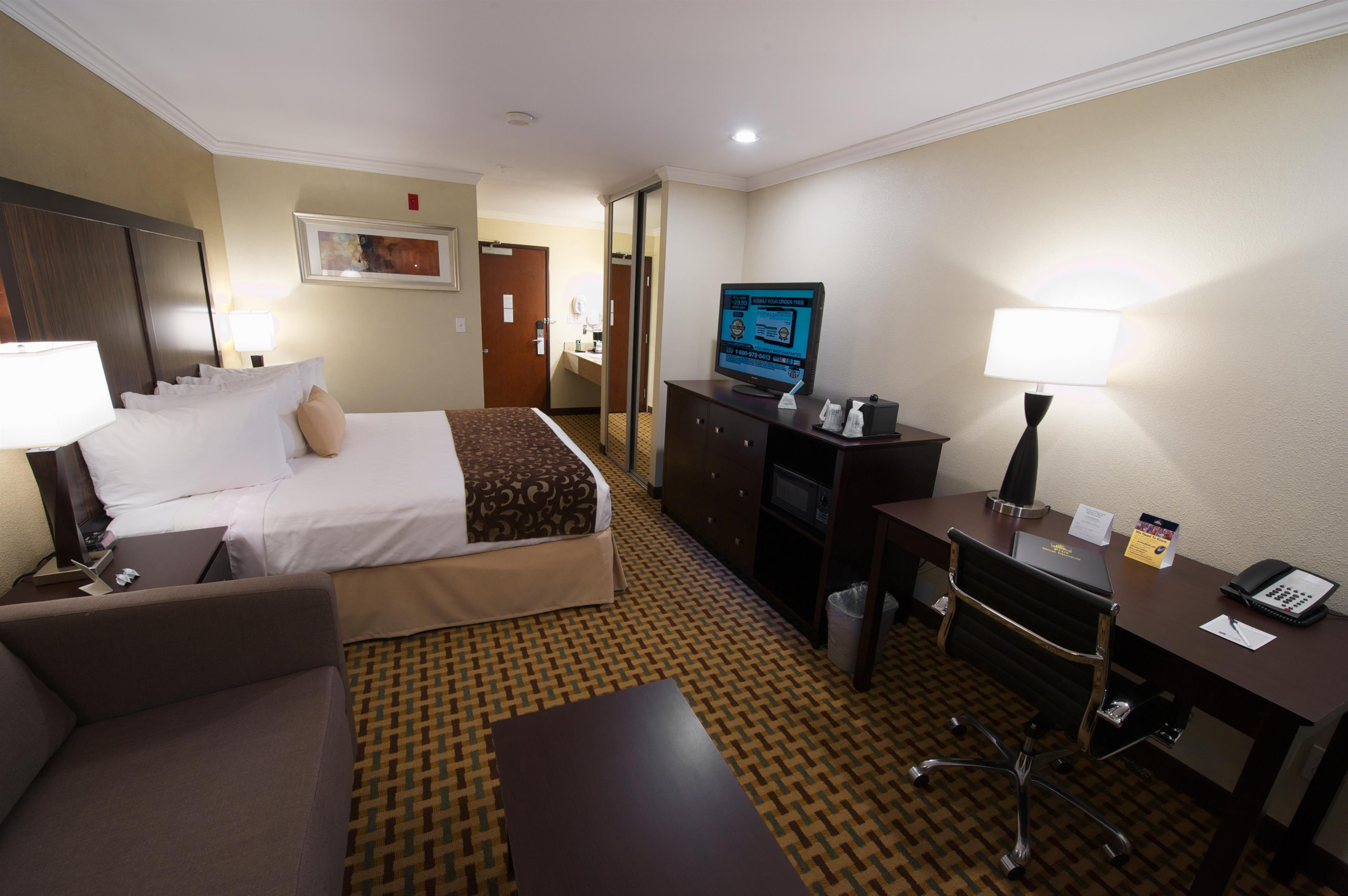 Best Western Plus Orchid Hotel And Suites