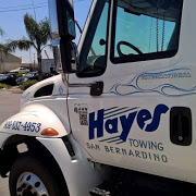 Hayes Towing - San Bernardino, CA - Auto Towing & Wrecking