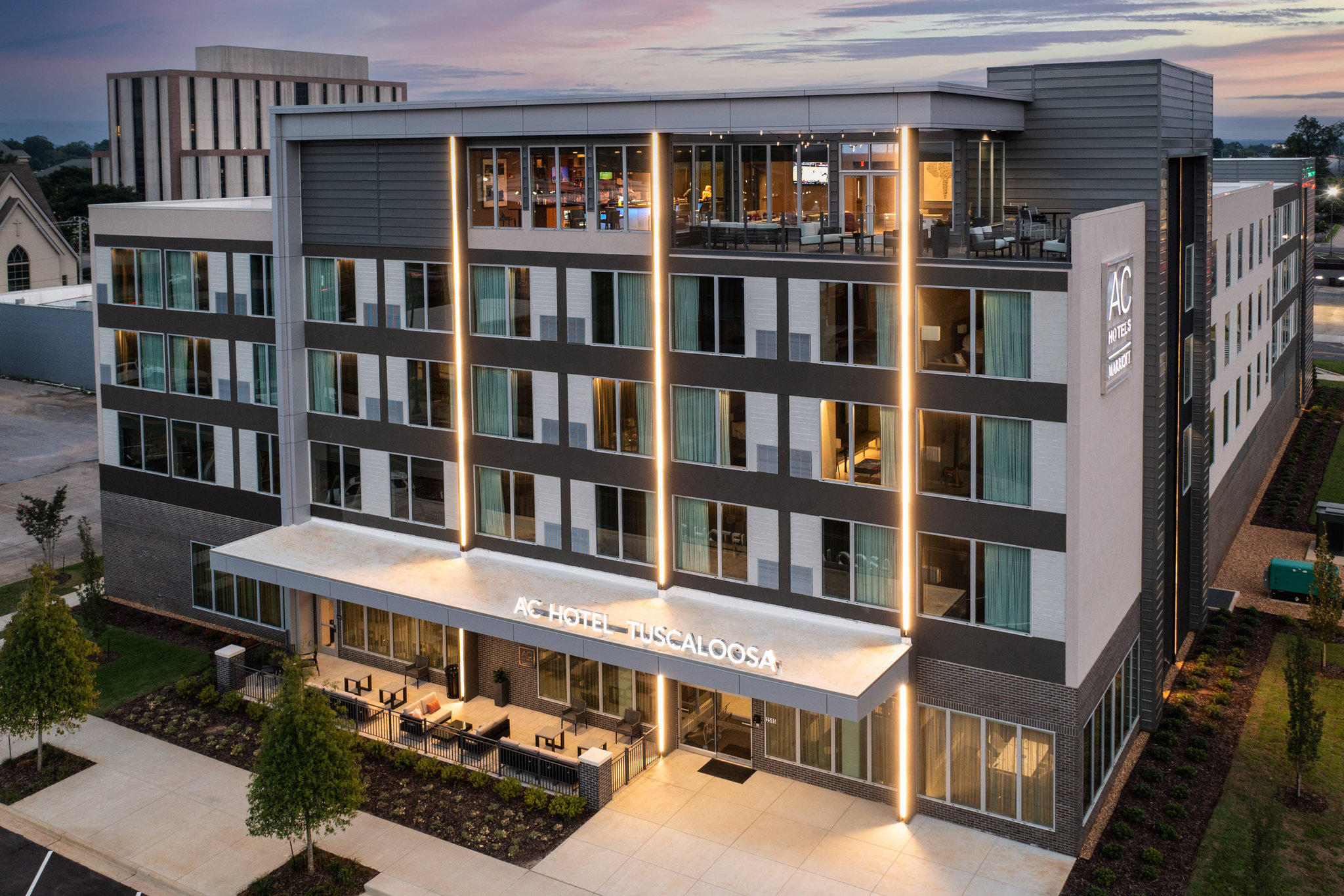 AC Hotel by Marriott Tuscaloosa Downtown