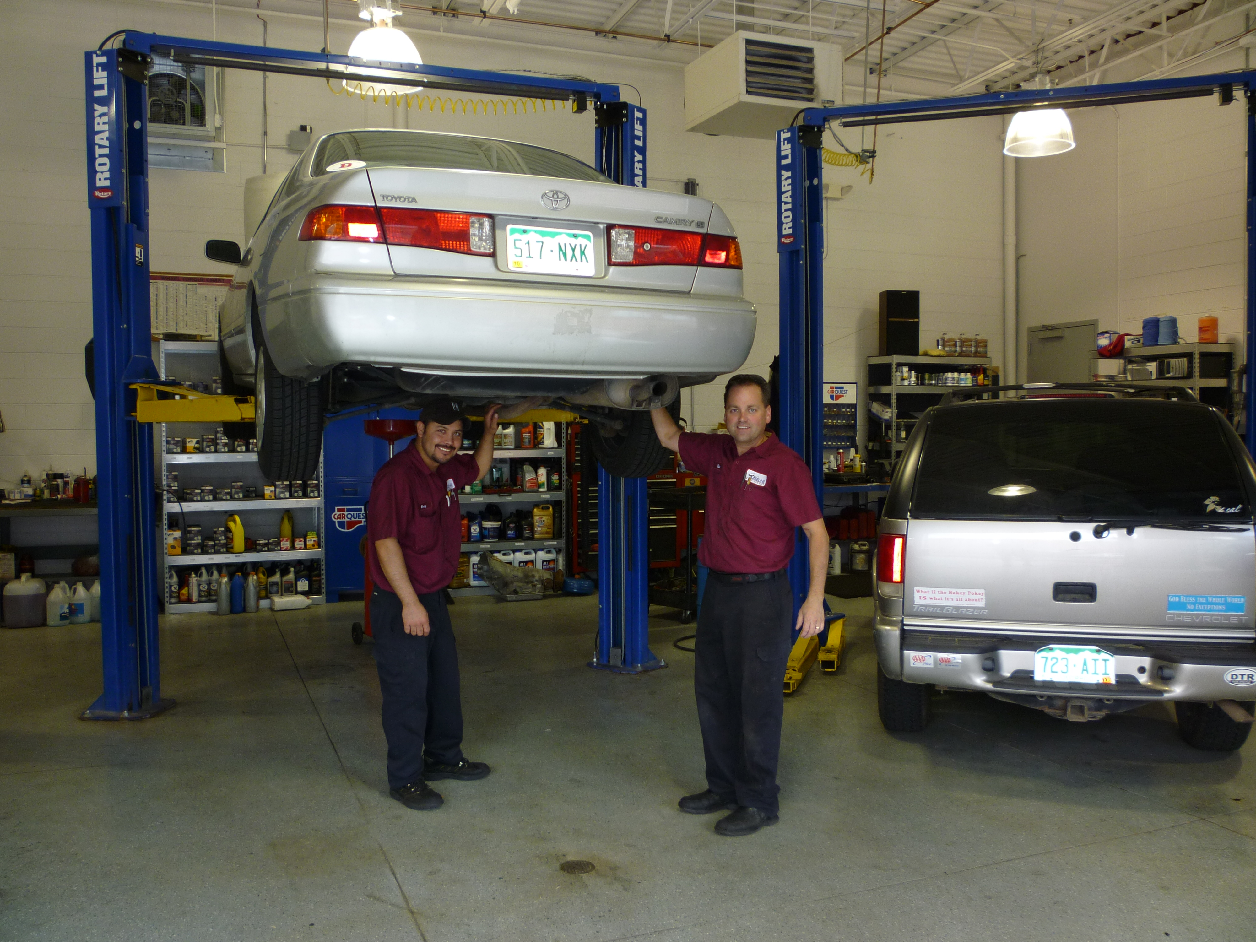 Boulder auto service and repair for Electric motor repair boulder co