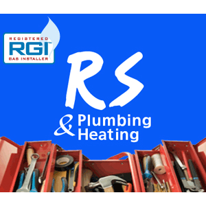 RS Plumbing & Heating RGI - Registered Gas Installer 1