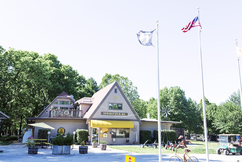 Springfield / Route 66 KOA Holiday image 0