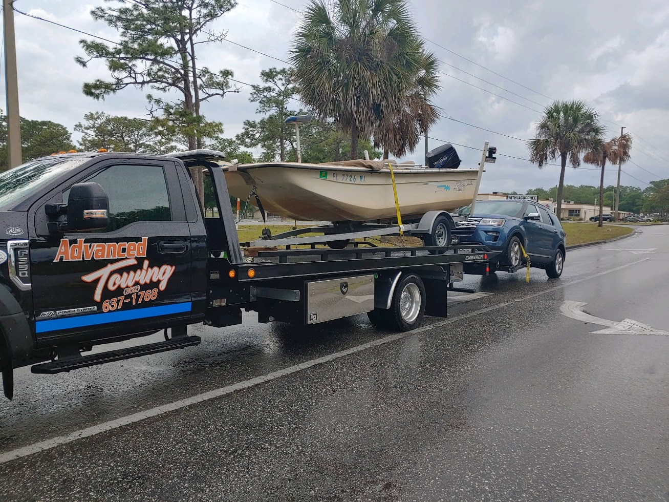 Advanced Towing image 39