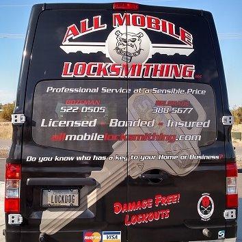 All Mobile Locksmithing, LLC