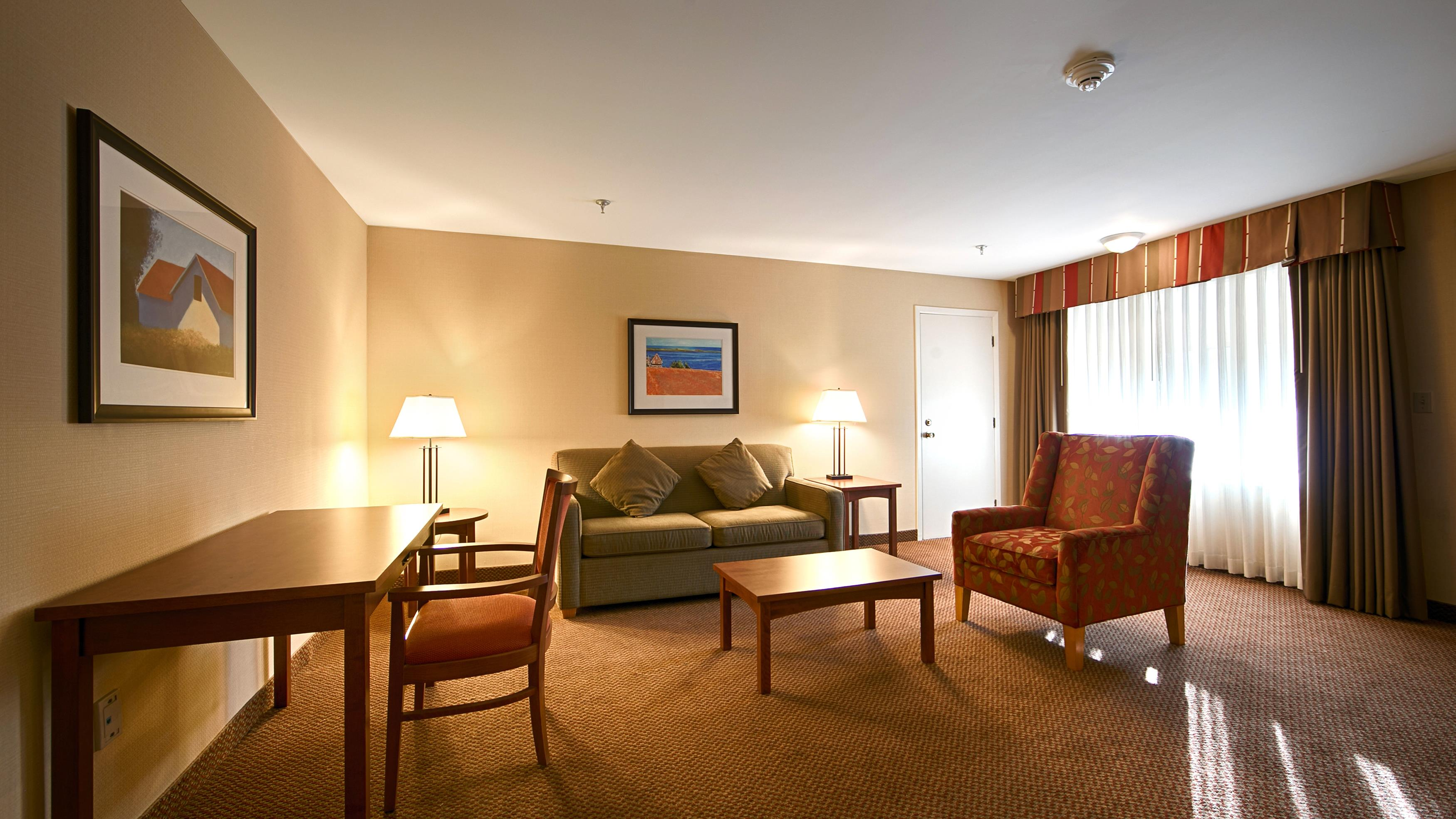 Charlottetown Inn & Conference Centre in Charlottetown: Suite