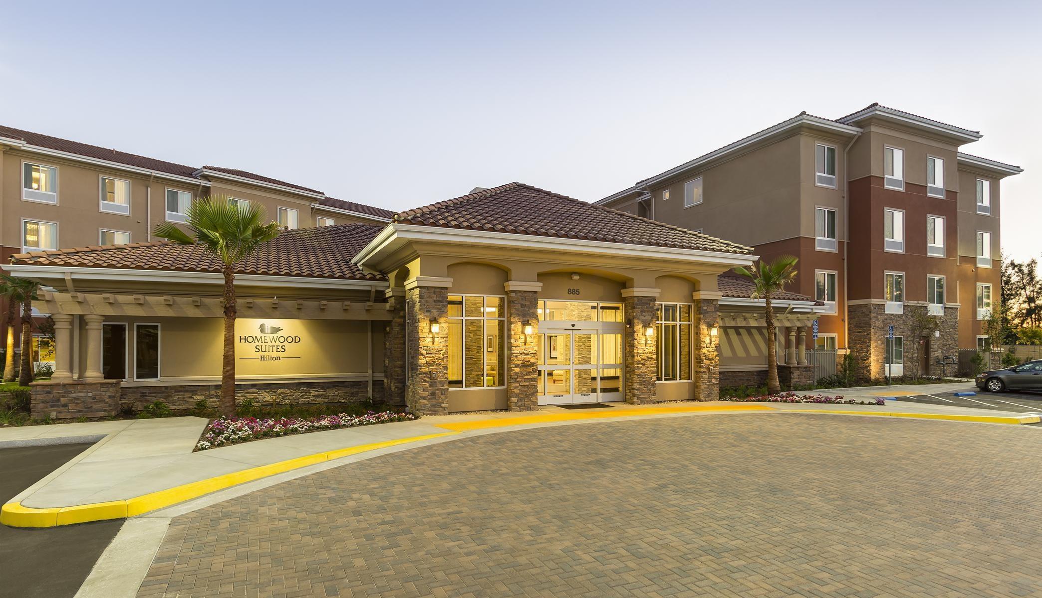 Homewood Suites by Hilton San Bernardino at 885 East Hospitality ...