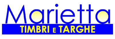 Timbri e Targhe Marietta