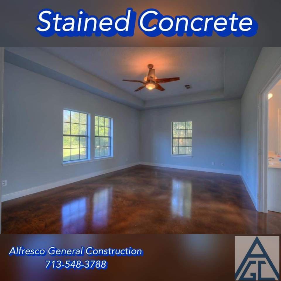 Alfresco General Construction