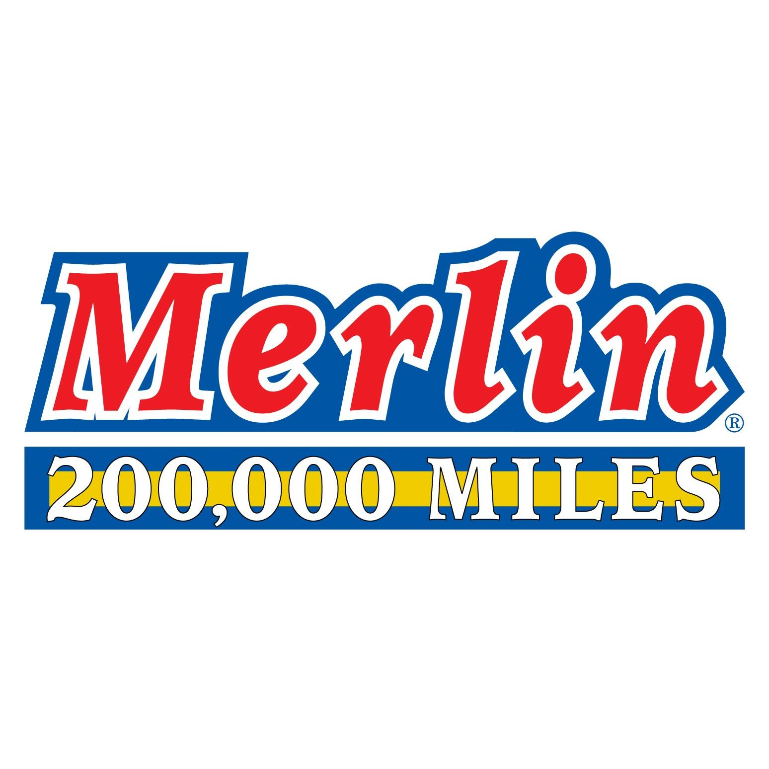 Merlin 200,000 Miles Shop image 0