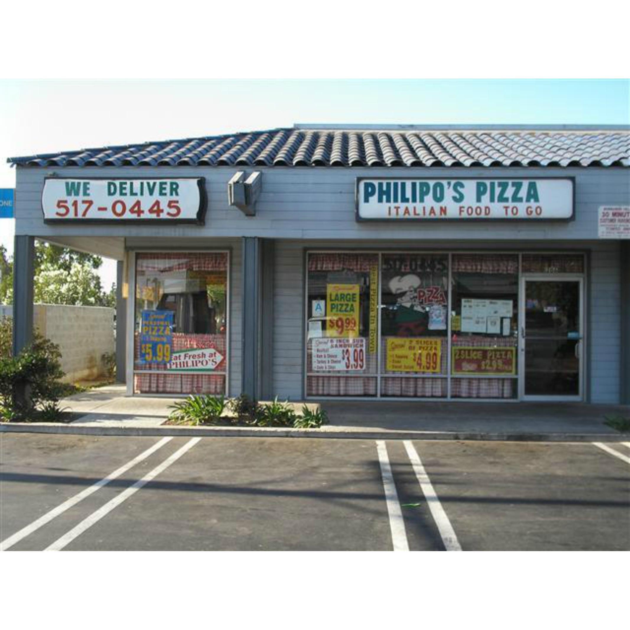 Philipos Pizza & Pasta