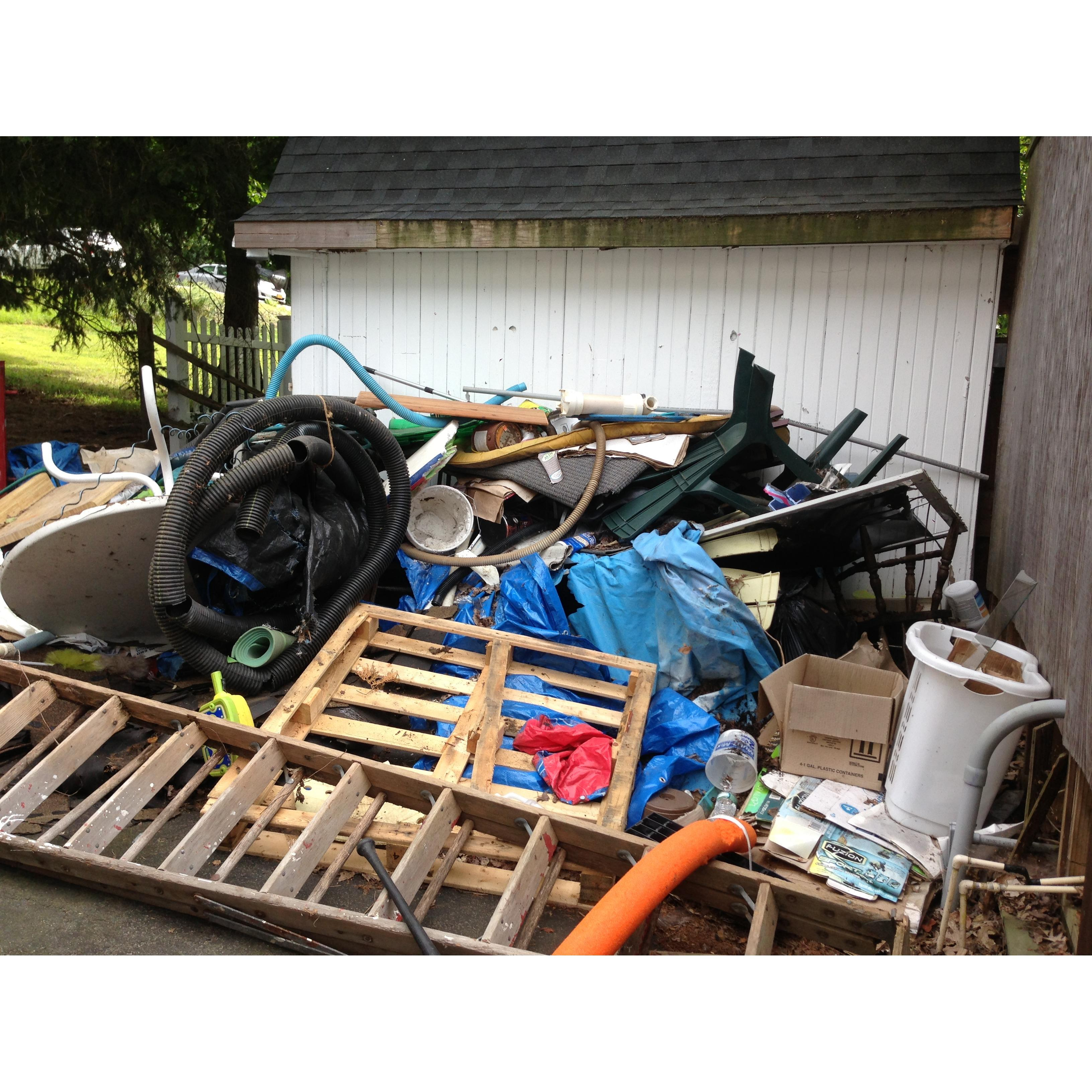 Eric's Landscaping and Junk Removal