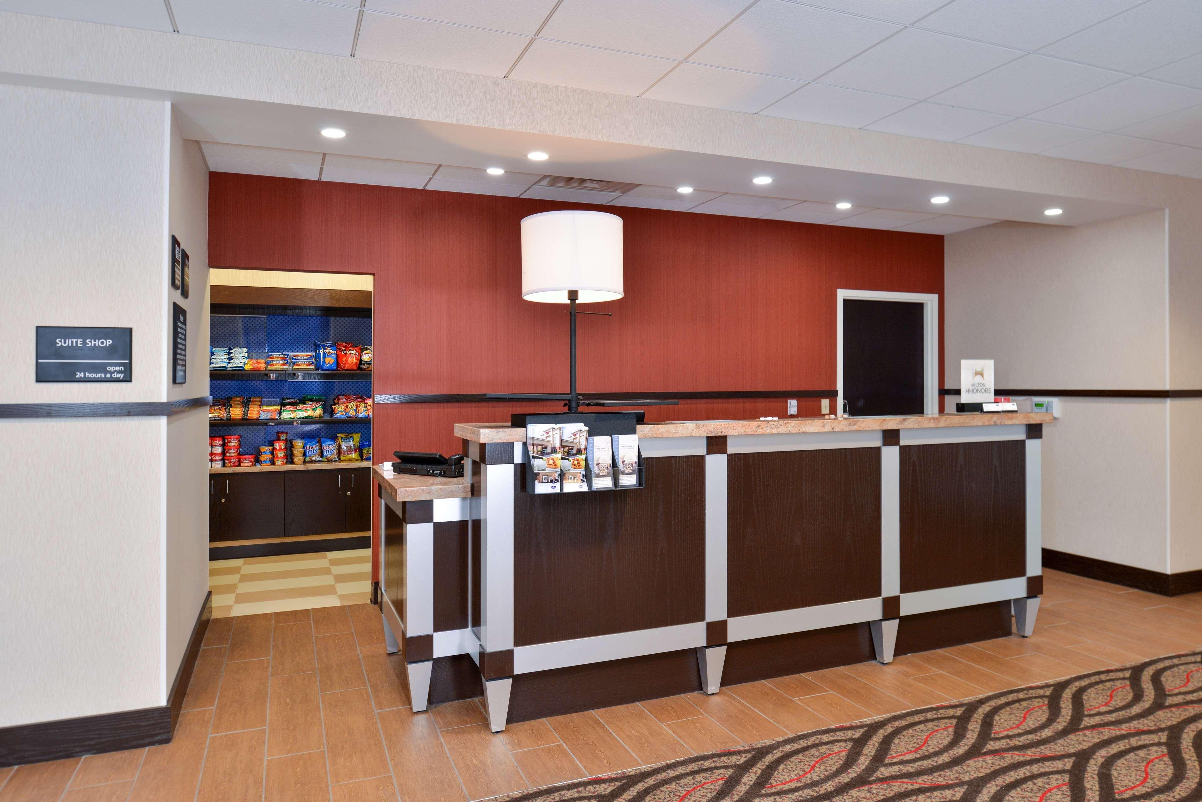 Hampton Inn & Suites California University-Pittsburgh image 1
