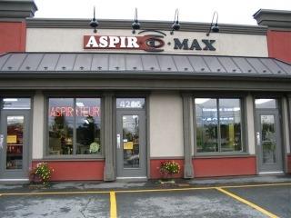 Aspir-O-Max à Sherbrooke
