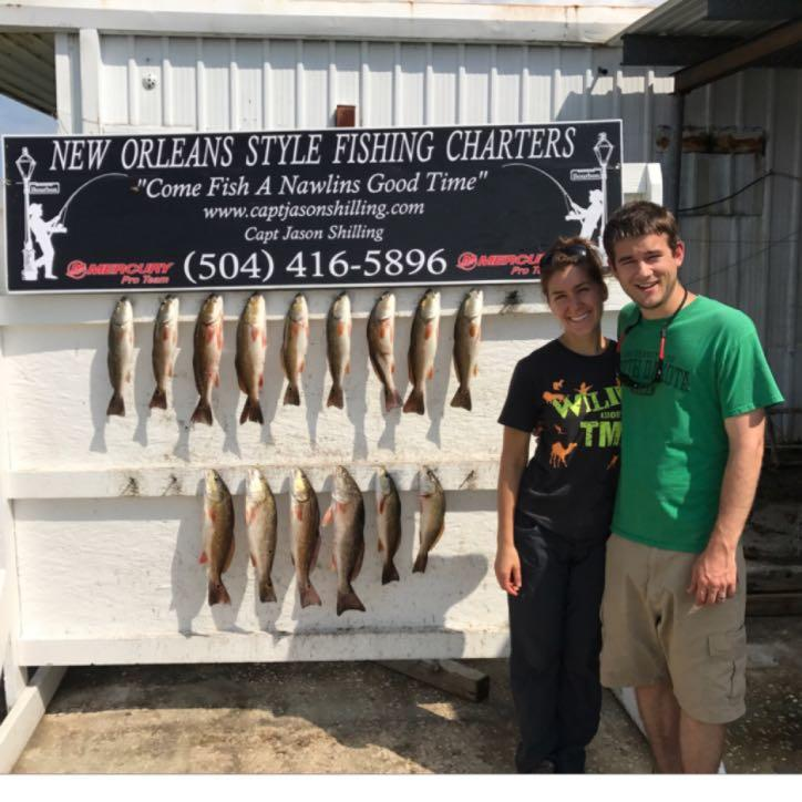 New Orleans Style Fishing Charters LLC image 22
