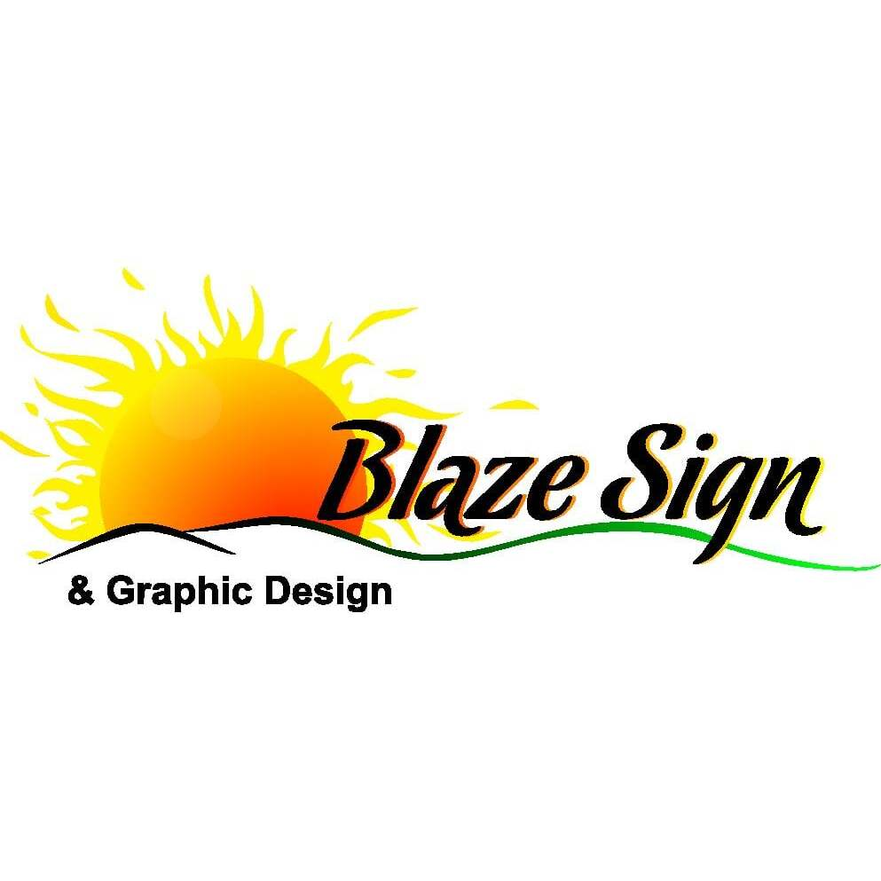 Blaze Sign & Graphic Design
