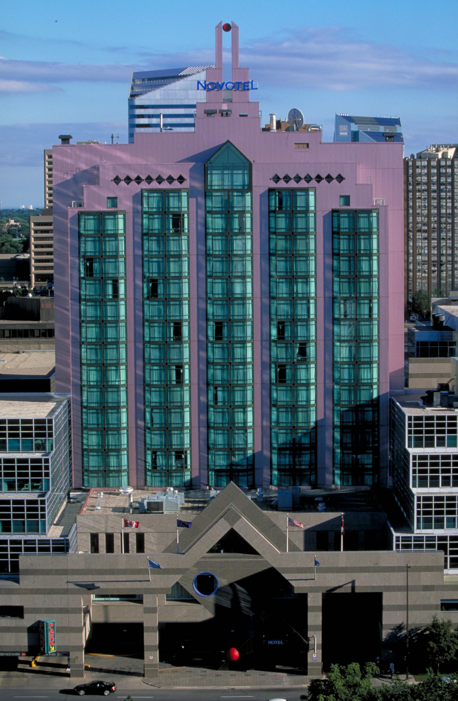 HOTEL NOVOTEL TORONTO NORTH YORK