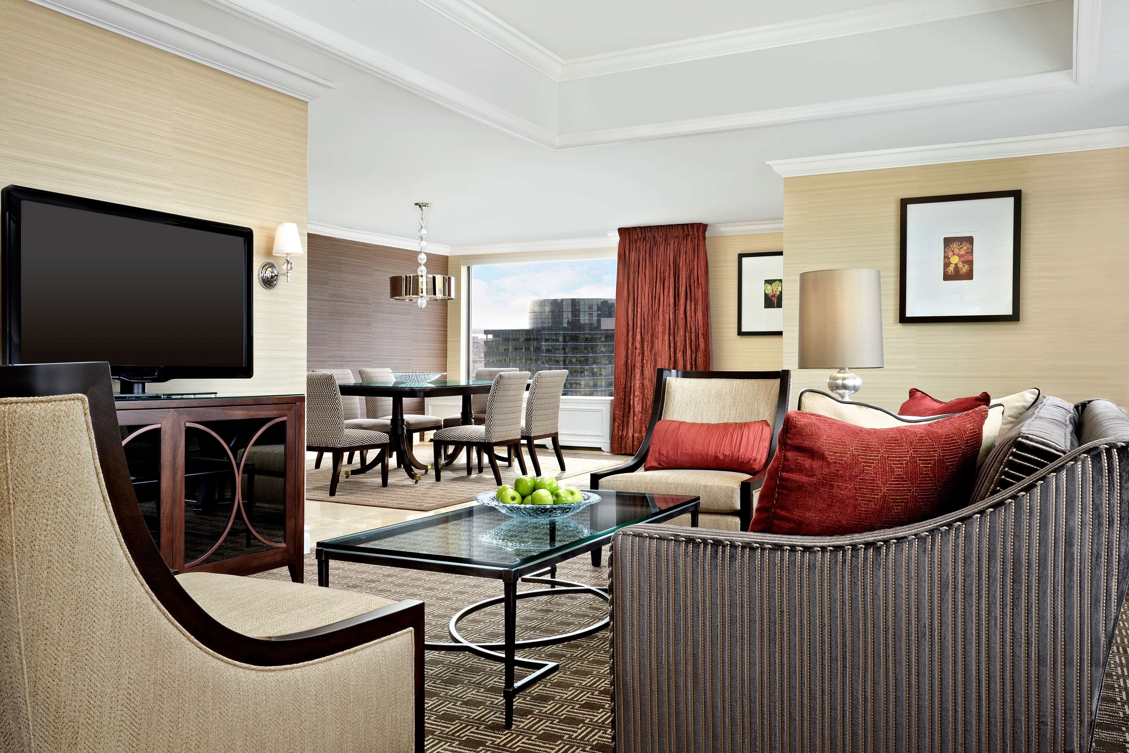 Le Centre Sheraton Montreal Hotel à Montreal: Vice Presidential Suite