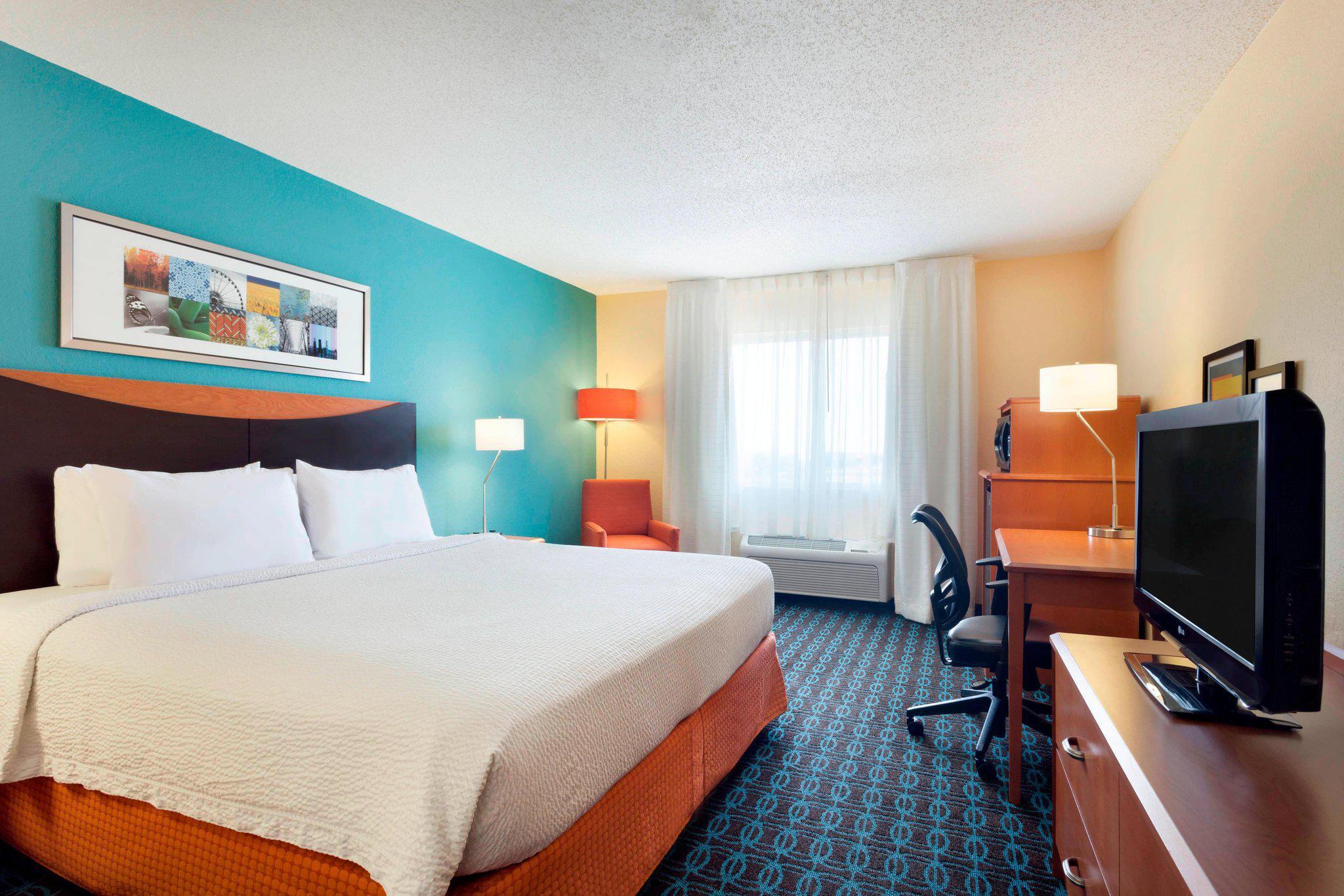 Fairfield Inn & Suites by Marriott Waco South