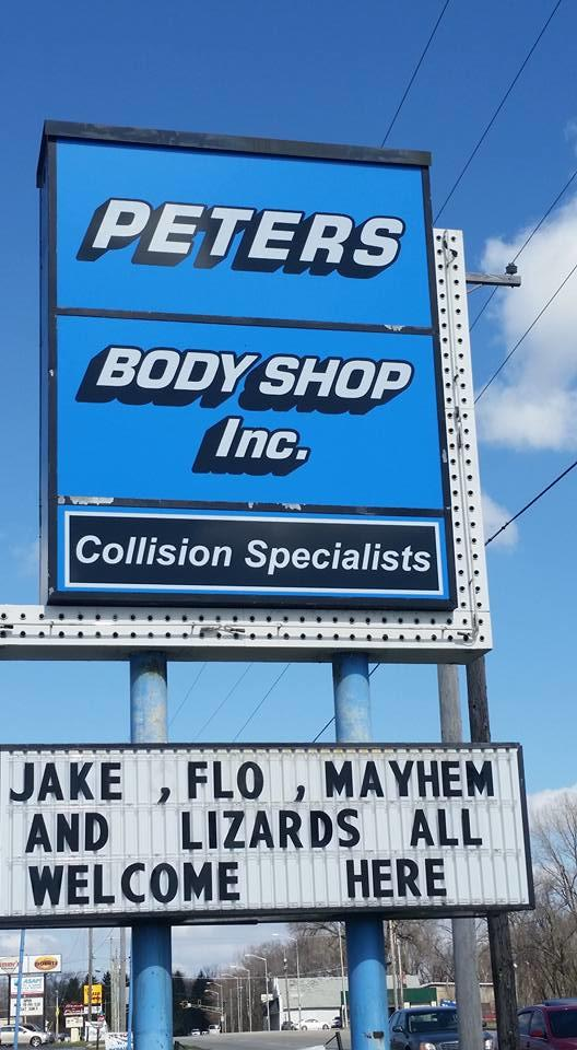 Peters Body Shop, Inc. image 1