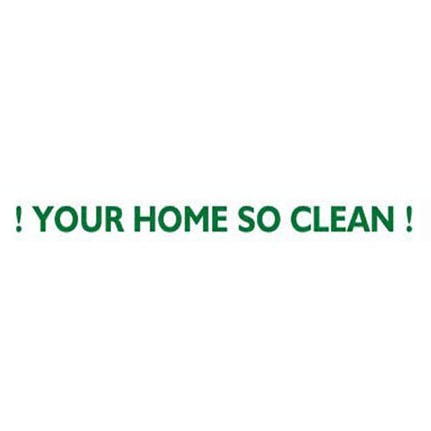 Your Home So Clean