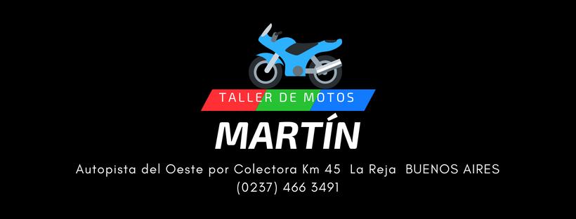 TALLER DE MOTOS MARTIN