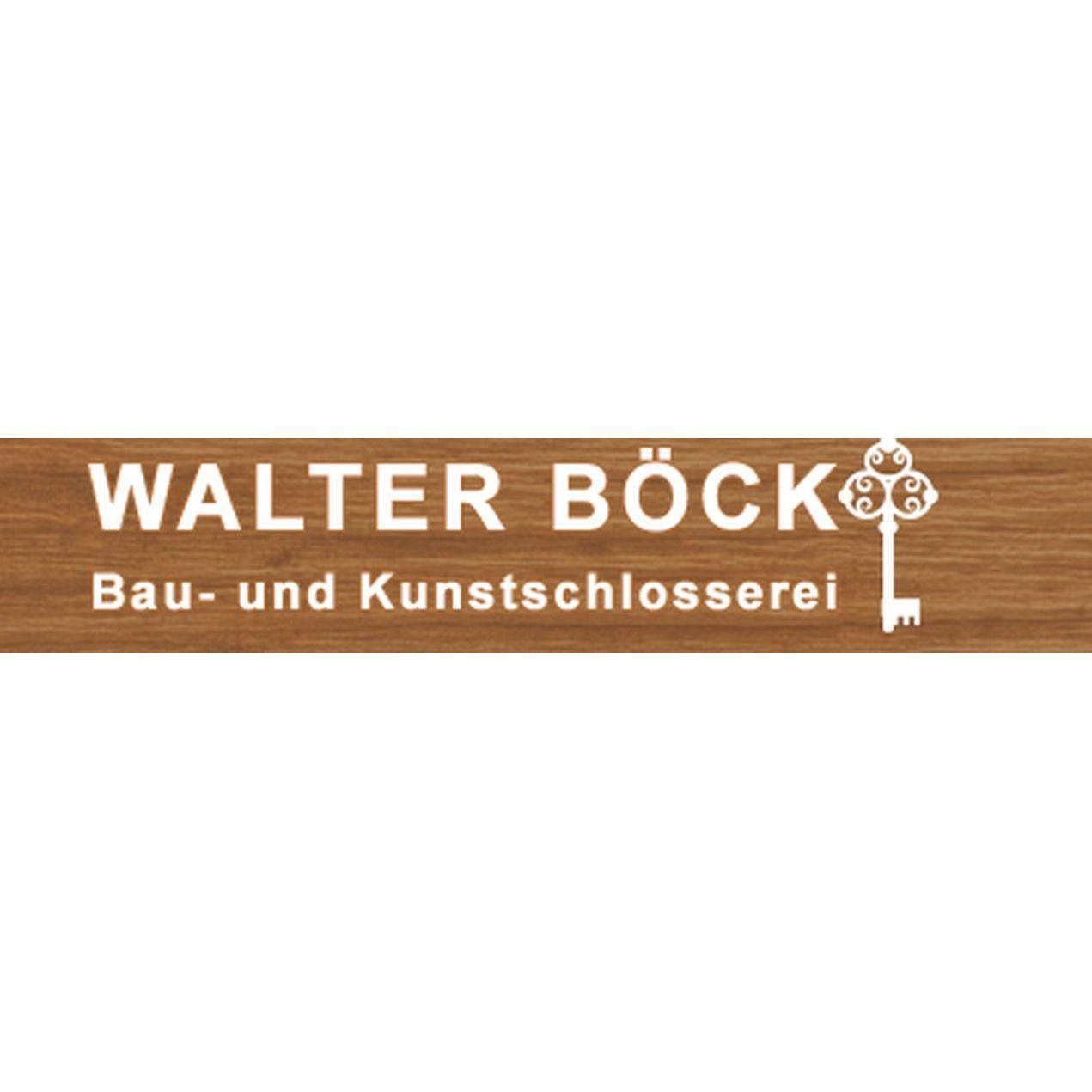 Walter Böck
