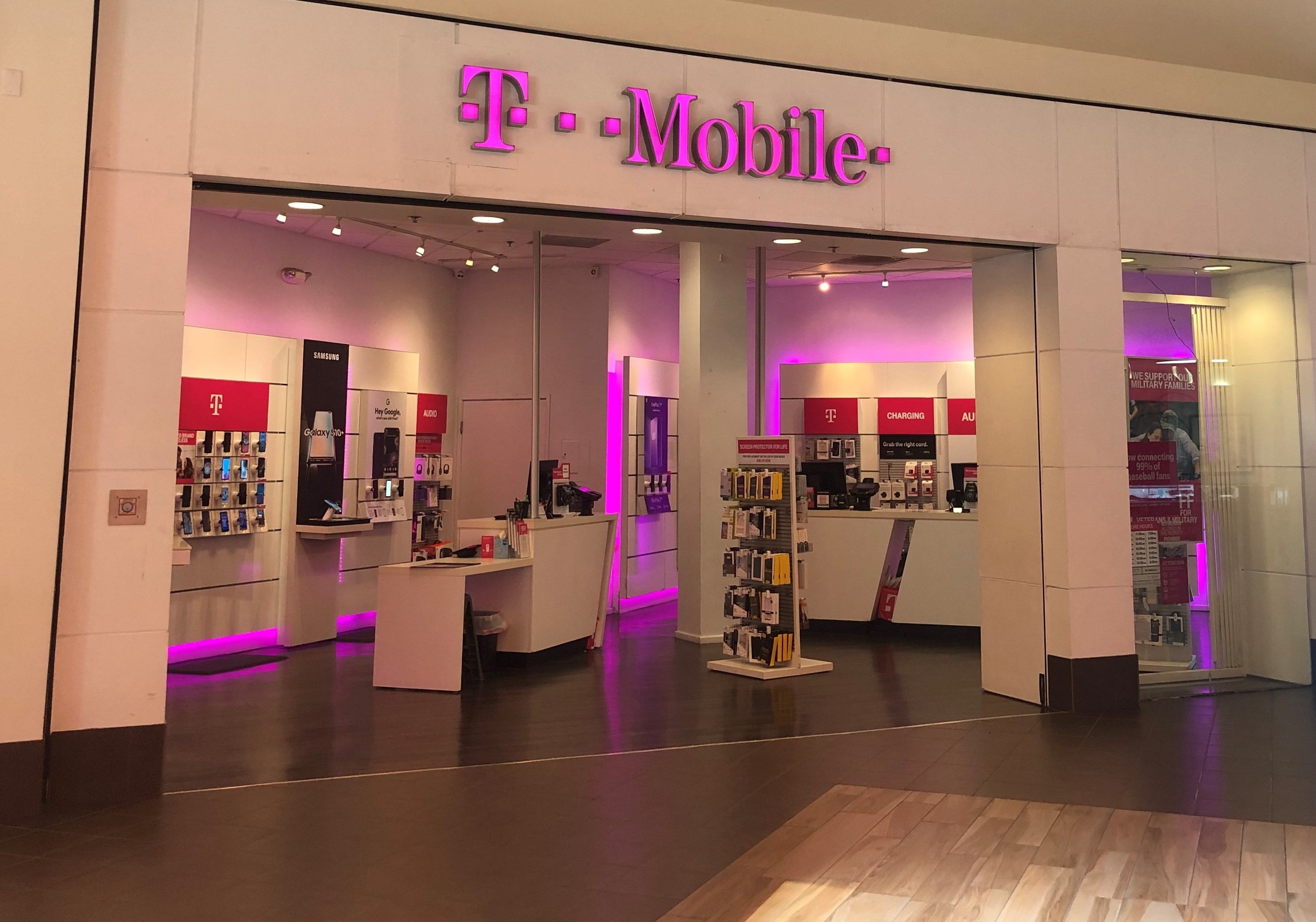 Cell Phones Plans And Accessories At T Mobile 2200 W Florida Ave