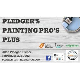 Pledger's Painting Pro's Plus