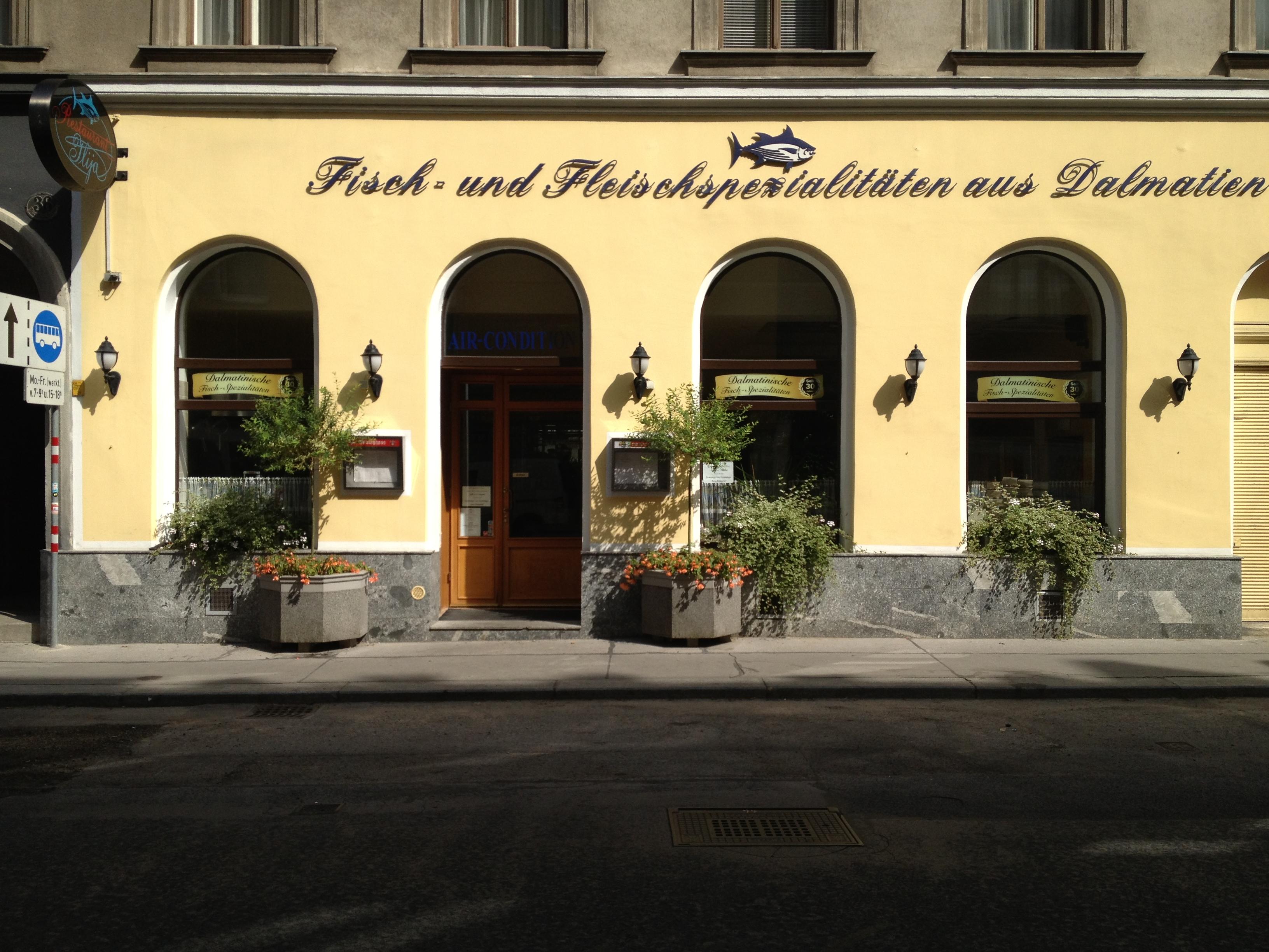 Restaurant Ilija