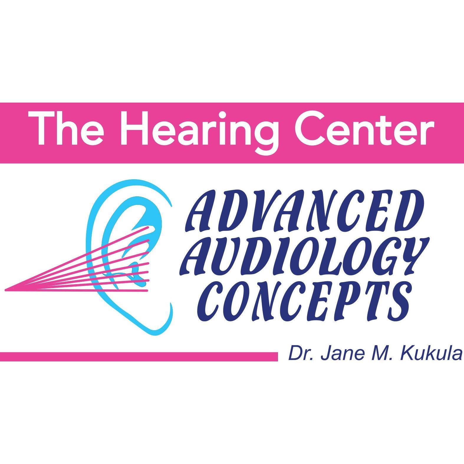 Advanced Audiology Concepts