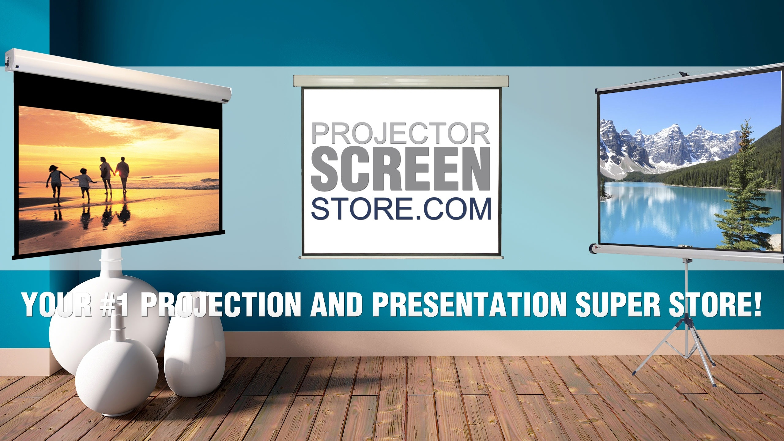 Projector Screen Store image 1