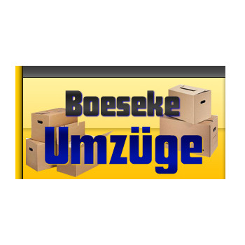 Logo von Boeseke Umzüge | Spedition & Umzugslogistik