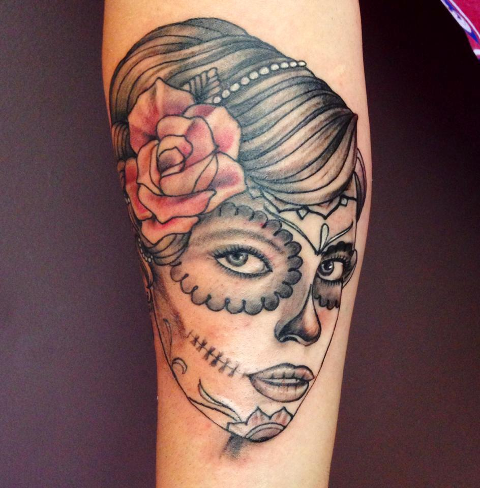 Sacred souls ink tattoo studio denville nj business page for Kosco fuel
