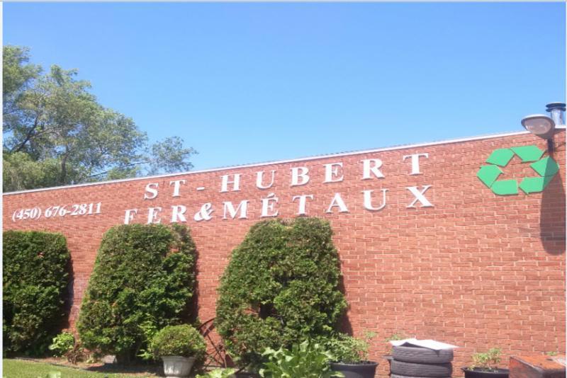 Saint-Hubert Fer Et Métaux Inc à Saint-Hubert