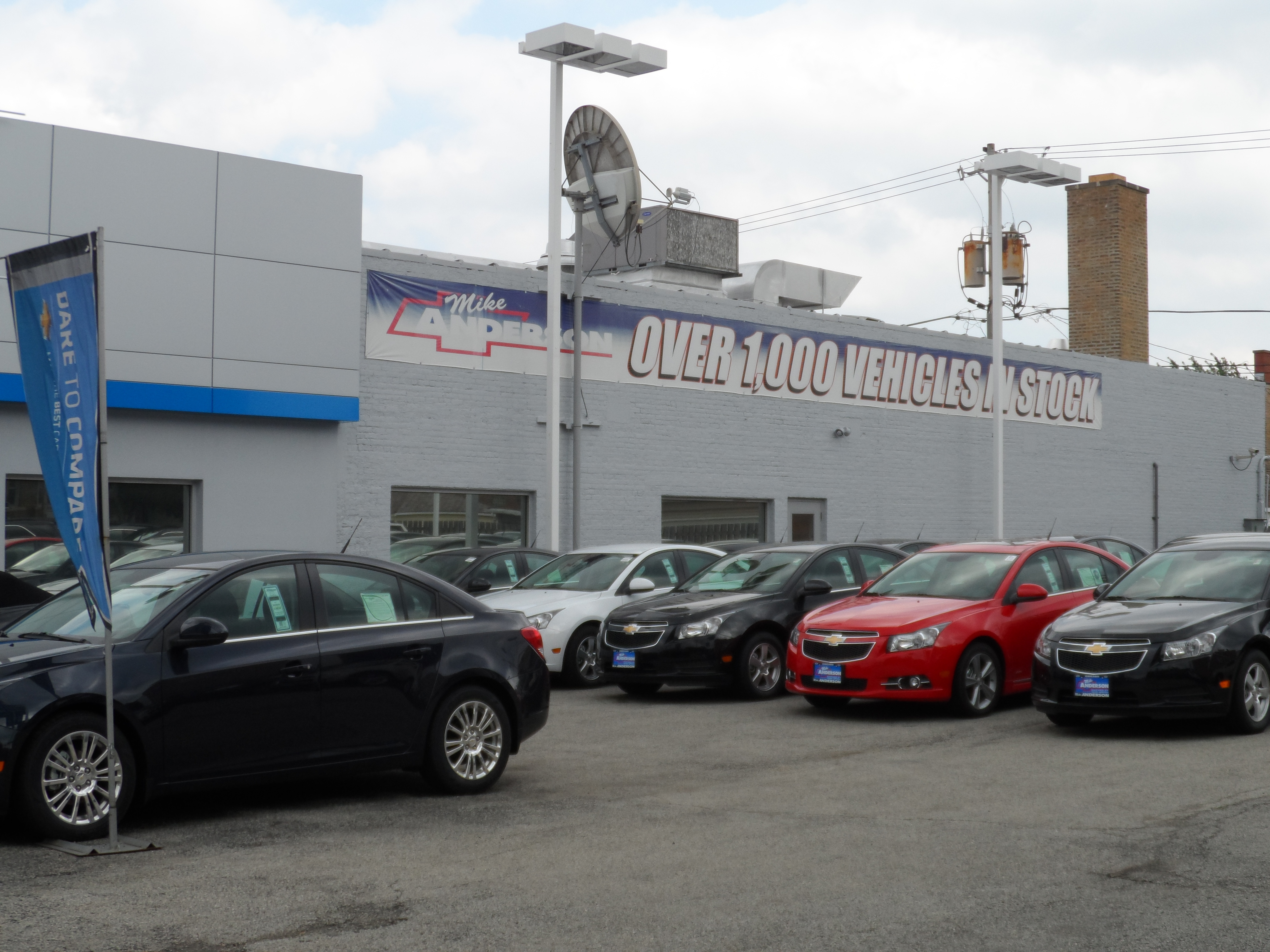 Mike Anderson Chevrolet Of Chicago In Chicago Il Whitepages