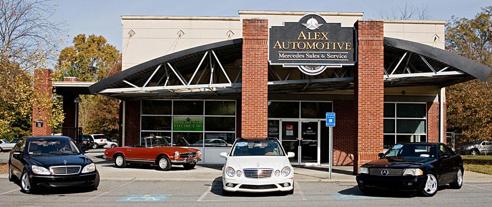 Alex Automotive Mercedes Sales & Service image 5