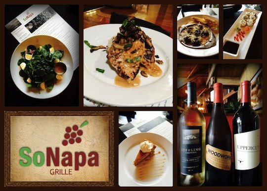 SoNapa Grille image 41