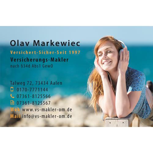 Aalen Versicherungsmakler Olav Markewiec