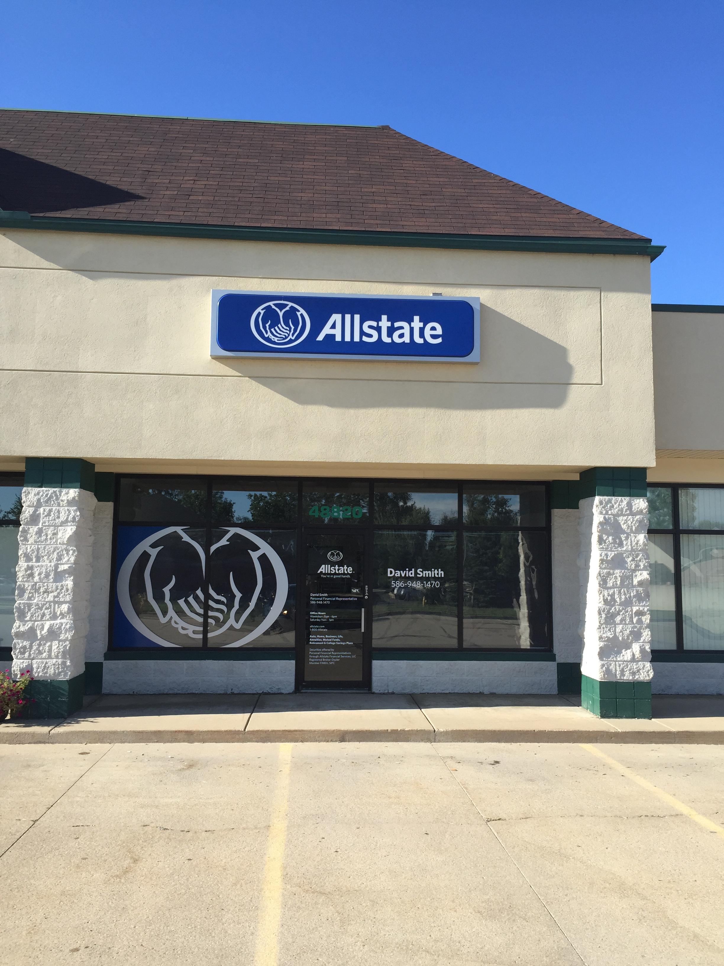 Allstate Insurance Agent: David Smith image 0