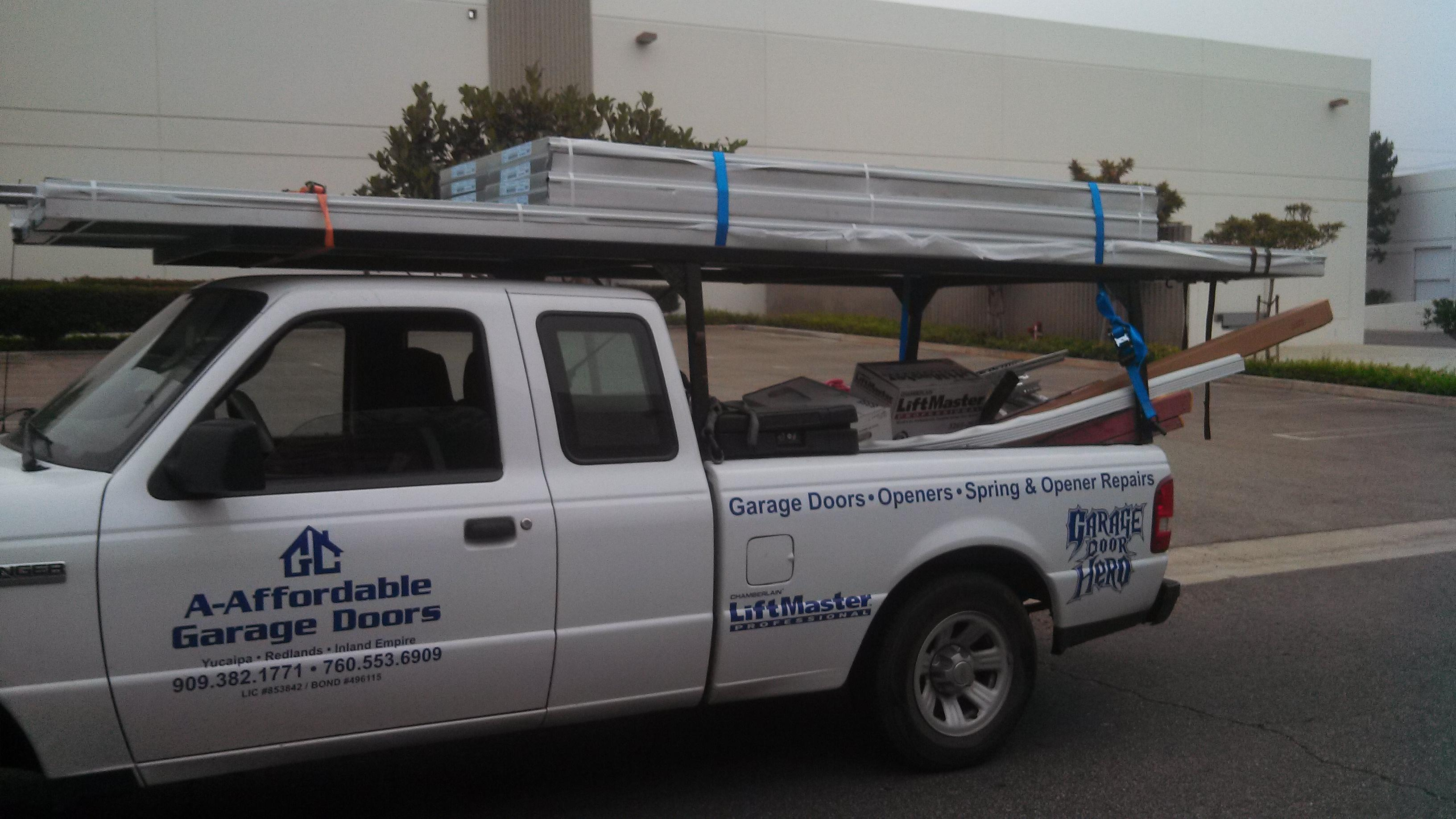 Doors & Door Systems in CA Apple Valley 92308 A-Affordable Garage Doors 13385 Applewood Rd.  (760)239-9911