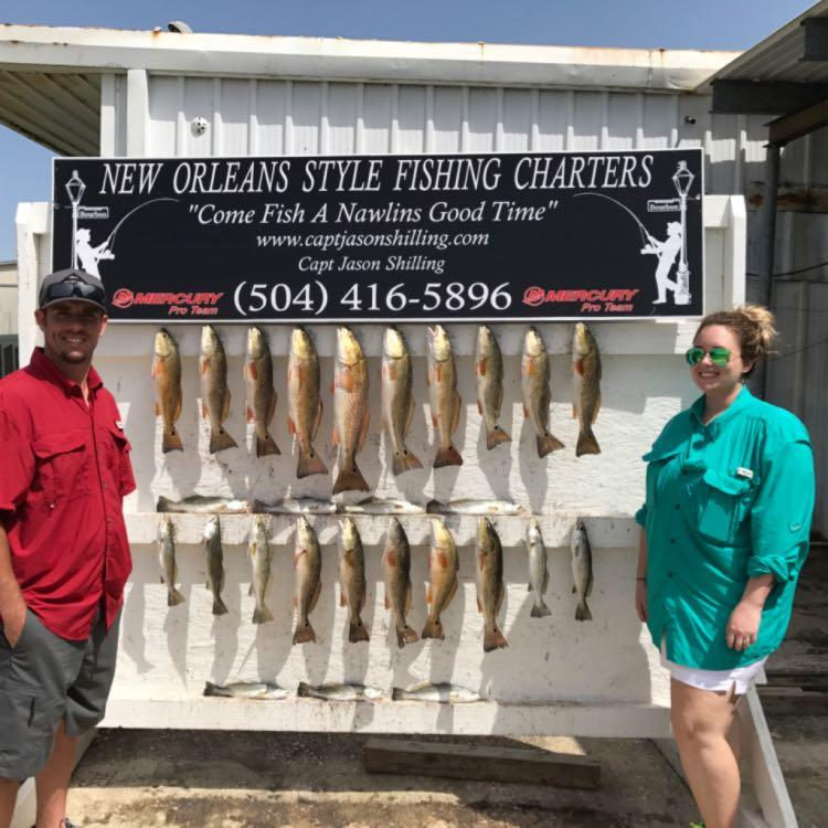 New Orleans Style Fishing Charters LLC image 33
