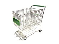 Green Dreamkeeper Shopping Cart