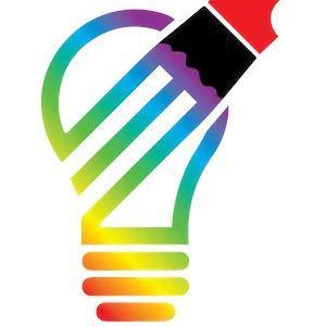 Illuminate Painting of DFW Logo