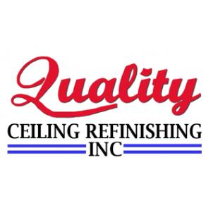 Quality Ceiling Refinishing Inc.