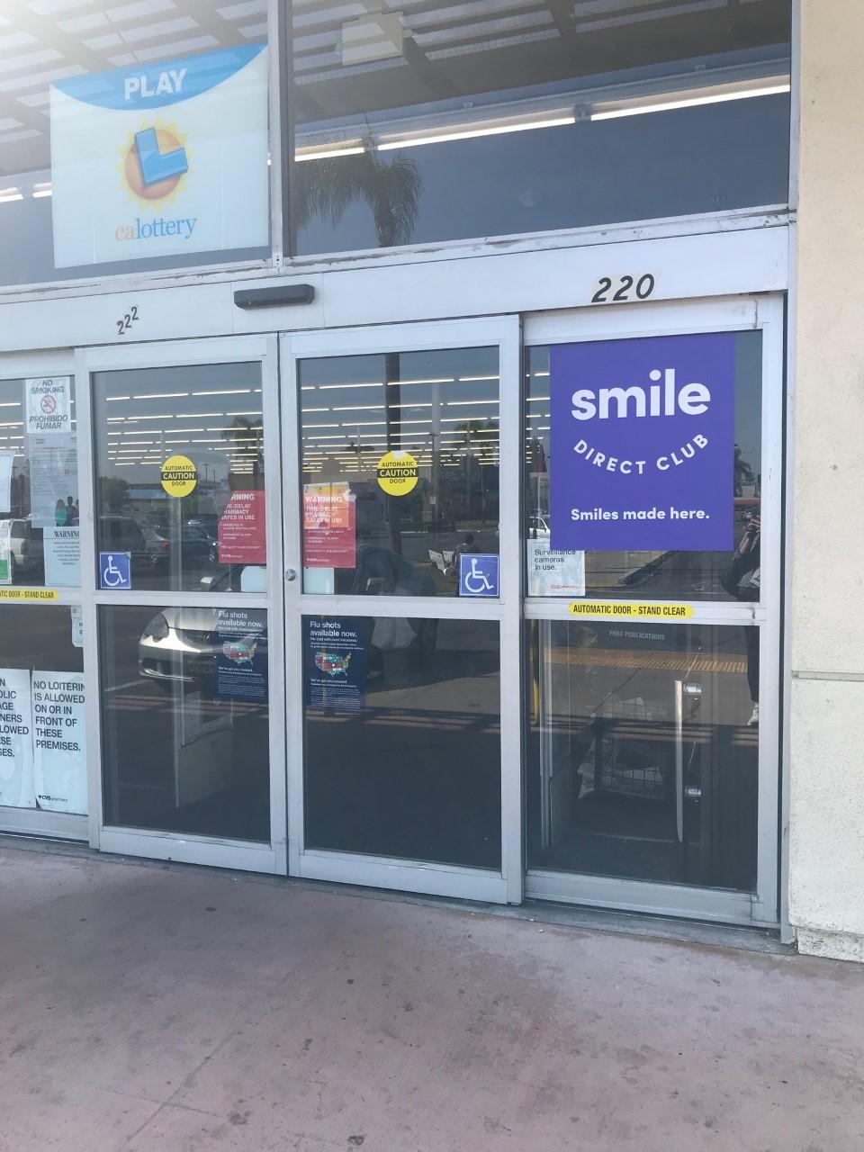 Smile Direct Club inside CVS image 1