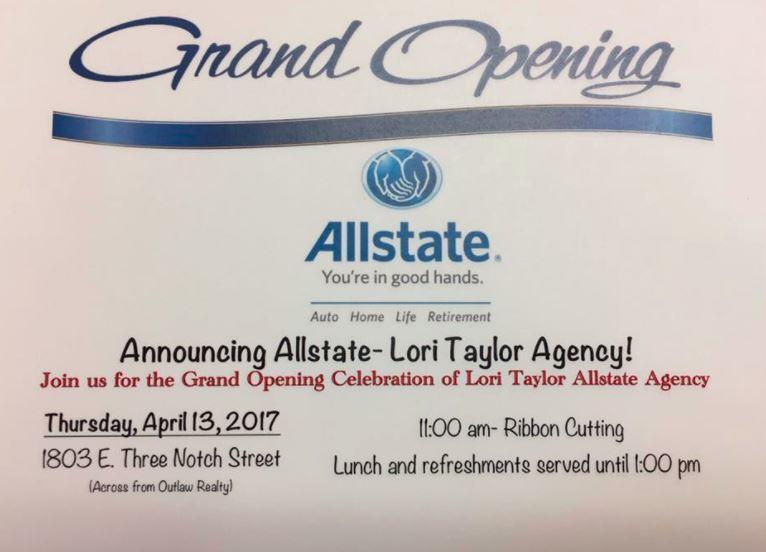 Lori Taylor: Allstate Insurance